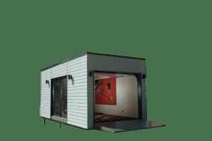 Constructions bois, garage modulable, garage modulaire, garage bois, inno'kub garage